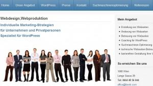 Webproduktion